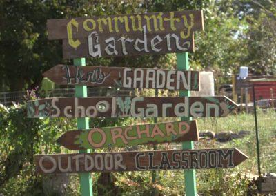 Curtis Bay Community Garden