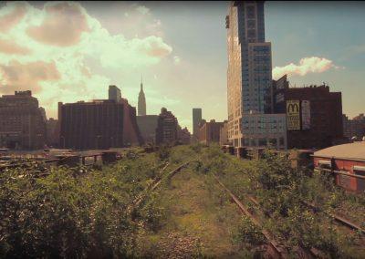 CSX High Line Documentary
