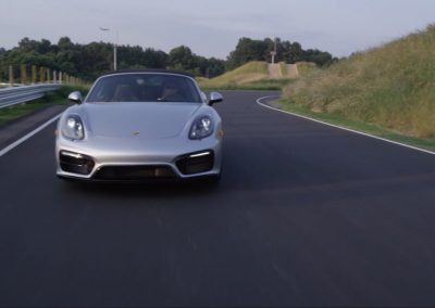 Georgia Engineering Awards: Porsche