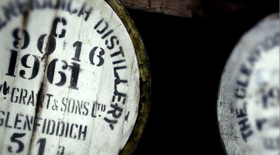 Glennfiddich Distillery iPad Experience